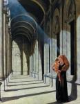 The Windows Of Heaven - 14 x 18 print