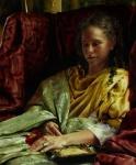 Upon Awakening - 20 x 24 giclée on canvas (unmounted)