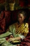 Upon Awakening - 20 x 30 giclée on canvas (unmounted)