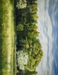 Green And Pleasant Land - 11 x 14 print