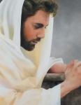 We Heard Him Pray For Us - 14 x 18 print