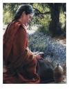 She Is Come Aforehand - 11 x 14 print