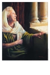 Blessed Is She That Believed - 11 x 14 print