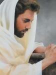 We Heard Him Pray For Us - 12 x 16 print