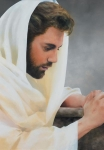 We Heard Him Pray For Us - 12 x 17.25 print