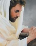 We Heard Him Pray For Us - 16 x 20 print