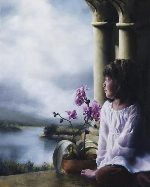 The Seed Of Faith - 16 x 20 giclée on canvas (pre-mounted) by Elspeth Young