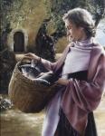 And Martha Served - 14 x 18 print