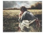As A Sparrow Alone - 8 x 10 print