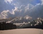 Den Kommende Våren - 24 x 30 giclée on canvas (unmounted)