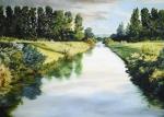 Peace Like A River - 5 x 7 print