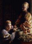 The Trial Of Faith - 14 x 20 giclée on canvas (pre-mounted)