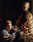 The Trial Of Faith - 11 x 14 giclée on canvas (pre-mounted)