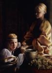 The Trial Of Faith - 20 x 28 giclée on canvas (unmounted)