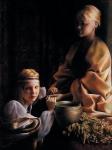 The Trial Of Faith - 18 x 24 print