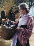 And Martha Served - 12 x 16 print