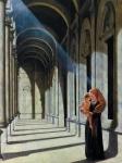 The Windows Of Heaven - 12 x 16 print