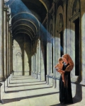 The Windows Of Heaven - 16 x 20 print