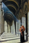 The Windows Of Heaven - 24 x 36 print