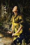 God Liveth And Seeth Me - 20 x 30 giclée on canvas (unmounted)