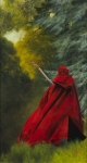 And I Will Not Deny The Christ - 24 x 44.75 giclée on canvas (unmounted)