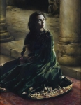 According To Thy Word - 14 x 18 giclée on canvas (pre-mounted)