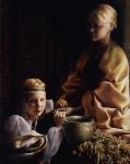 The Trial Of Faith - 8 x 10 giclée on canvas (pre-mounted)