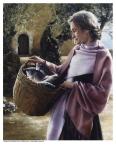 And Martha Served - 8 x 10 print
