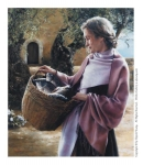 And Martha Served - 4 x 4.75 print