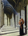 The Windows Of Heaven - 24 x 30 giclée on canvas (unmounted)