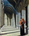 The Windows Of Heaven - 24 x 30 print