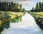 Peace Like A River - 8 x 10 print