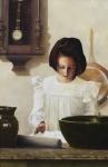 Sara Crewe - 11 x 17 giclée on canvas (pre-mounted)