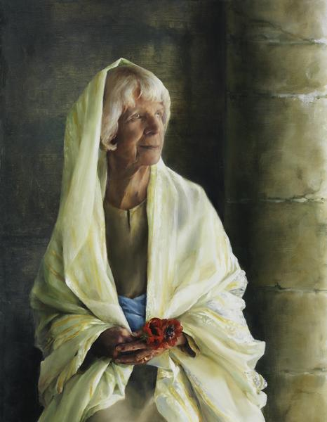 The Substance Of Hope - 11 x 14 giclée on canvas (pre-mounted) by Elspeth Young