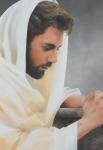 We Heard Him Pray For Us - 18 x 26 print