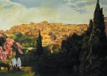 Unto The City Of David - 20 x 28 print