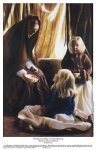 The Daughters Of Zelophehad - 11 x 17 print