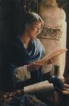 Treasure The Word - 12 x 18.25 print