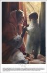 For This Child I Prayed - 11 x 17 print