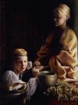 The Trial Of Faith - 18 x 24 giclée on canvas (pre-mounted)