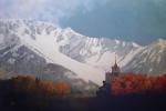 Den Kommende Vinteren - 24 x 36 print