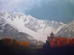 Den Kommende Vinteren - 30 x 40 print
