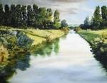 Peace Like A River - 11 x 14 print