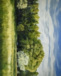 Green And Pleasant Land - 8 x 10 print