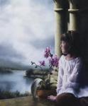 The Seed Of Faith - 20 x 24 giclée on canvas (unmounted)