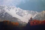 Den Kommende Vinteren - 20 x 30 print