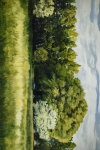 Green And Pleasant Land - 20 x 30 giclée on canvas (unmounted)