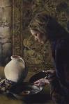Charity Never Faileth - 24 x 36 giclée on canvas (unmounted)