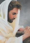 We Heard Him Pray For Us - 14 x 20 print