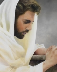 We Heard Him Pray For Us - 24 x 30 giclée on canvas (unmounted)